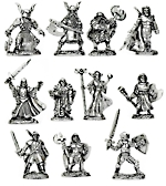 High Lords miniaturas rpg